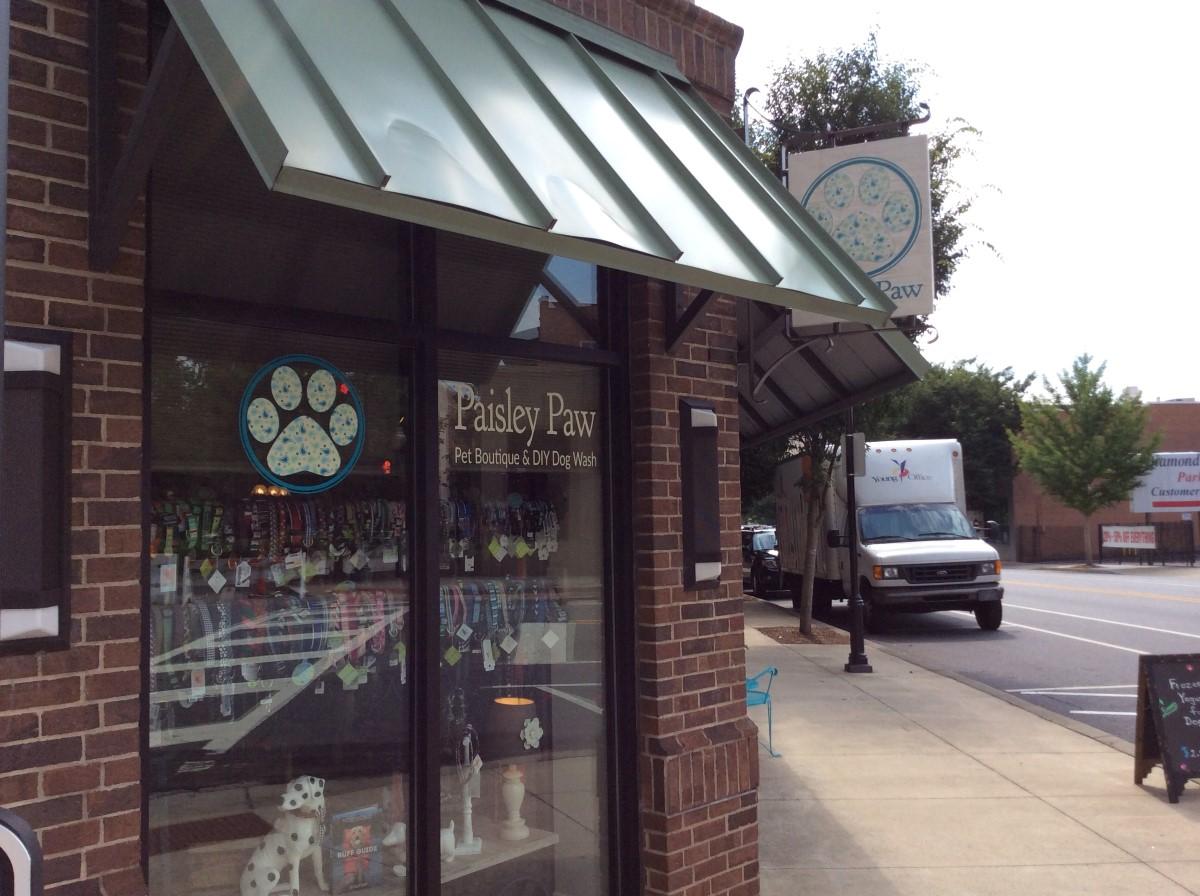 Paisley paw spartanburg sc pet supplies paisley paw solutioingenieria Images