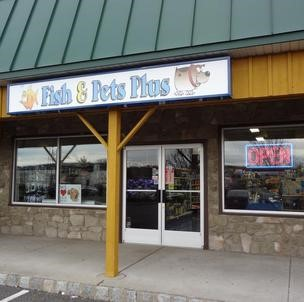 Fish and pets plus flemington nj pet supplies for Fishing stores nj