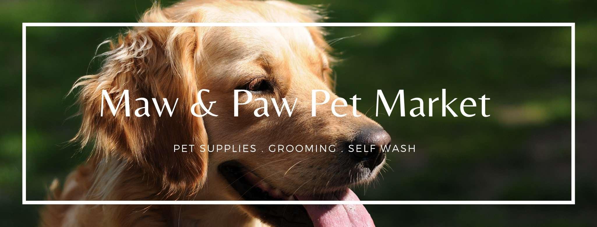 Maw & Paw Pet Market
