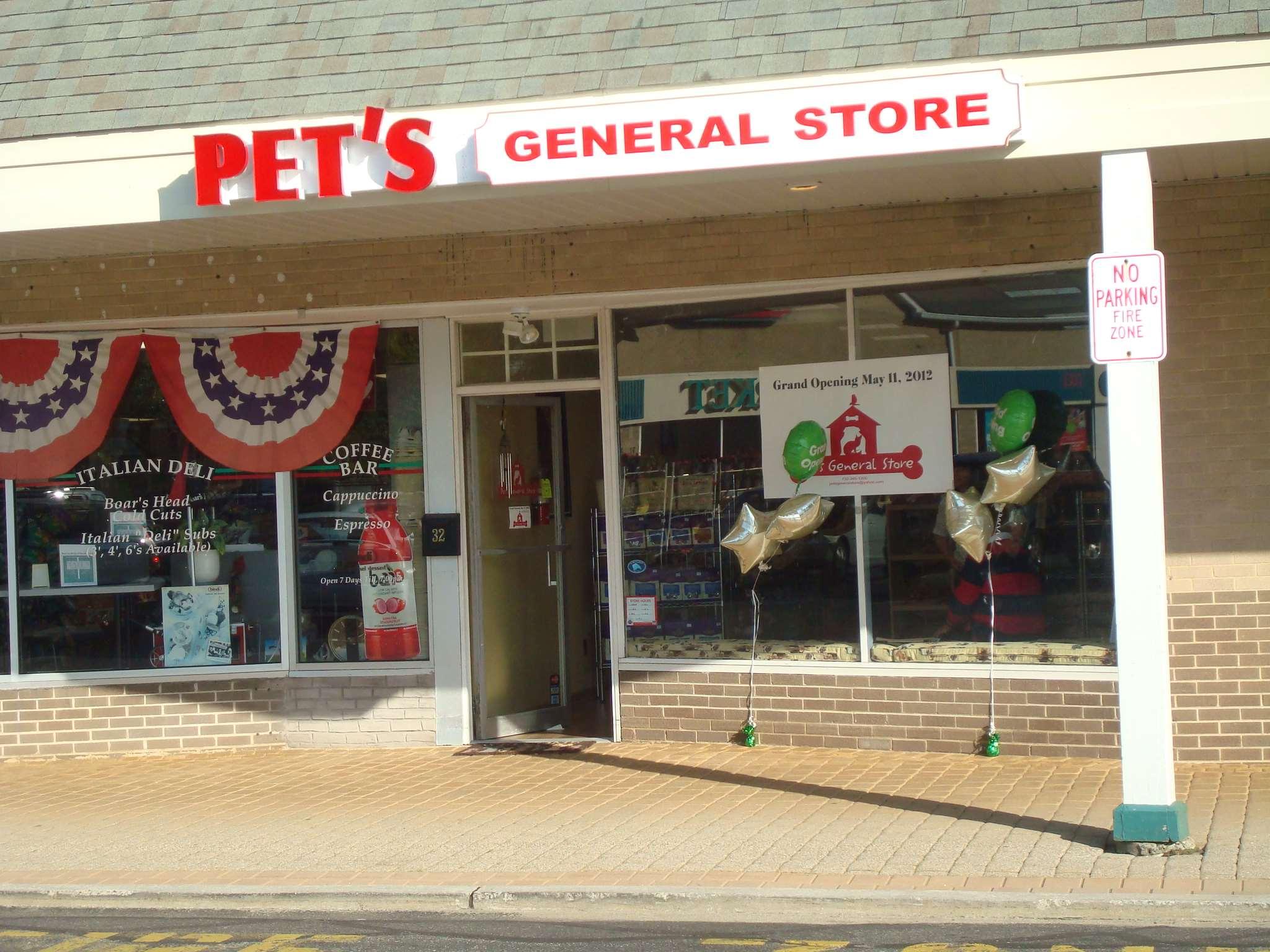 Pet's General Store