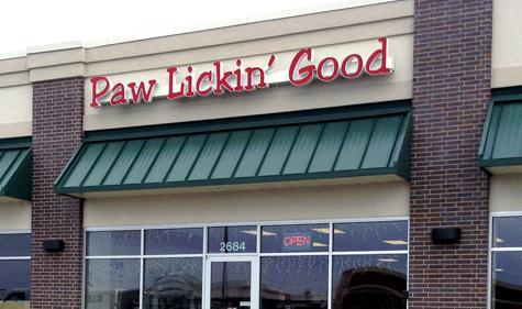 Paw Lickin' Good