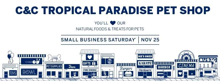 C&C Tropical Paradise Pet Shop