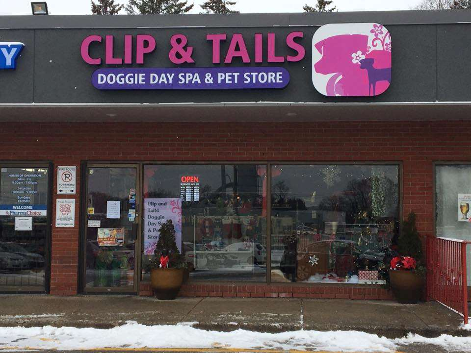 Clip And Tails Doggie Day Spa & Pet Store