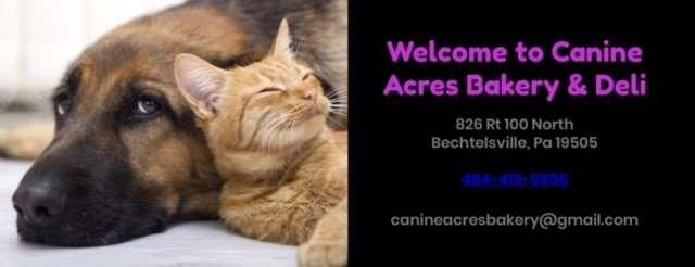 Canine Acres Bakery & Deli
