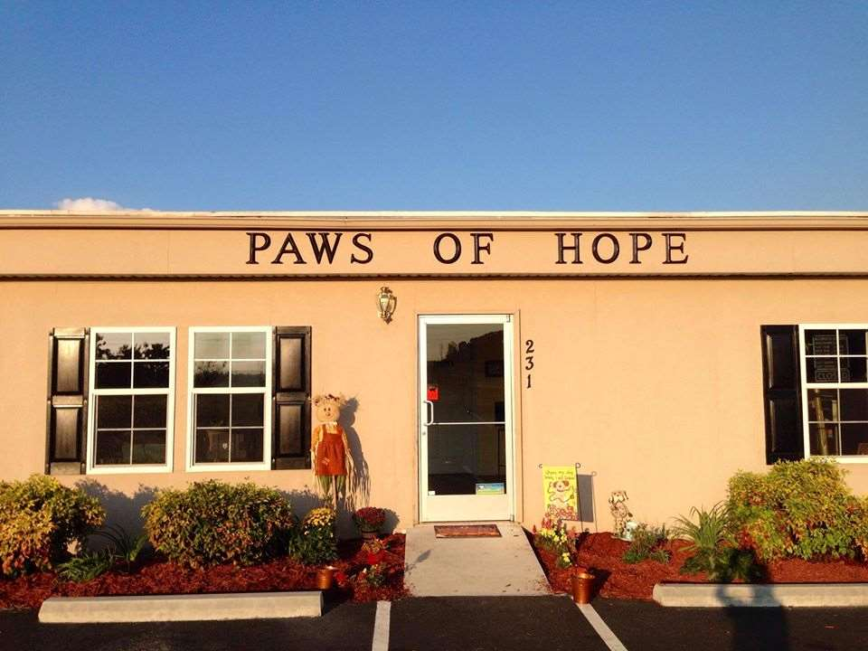 Paws of Hope Animal Wellness Center
