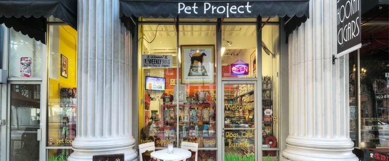 Bark Avenue Pet Project