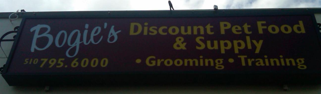 Bogie's Discount Pet Food