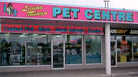 Living Things Pet Centre