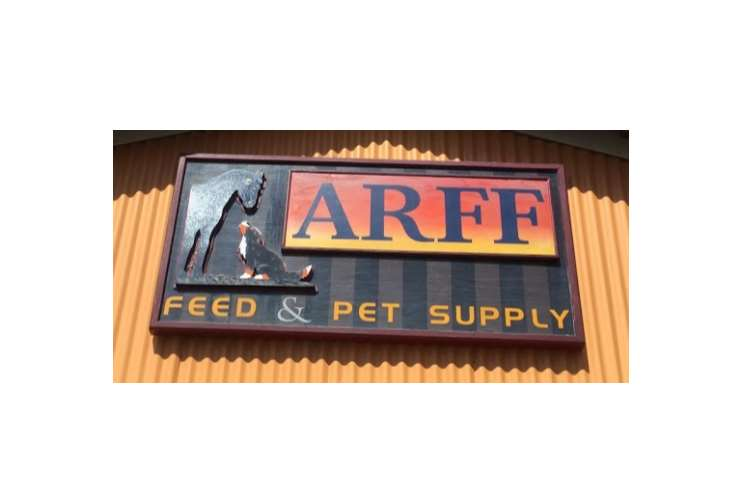 ARFF Feed and Pet Supply
