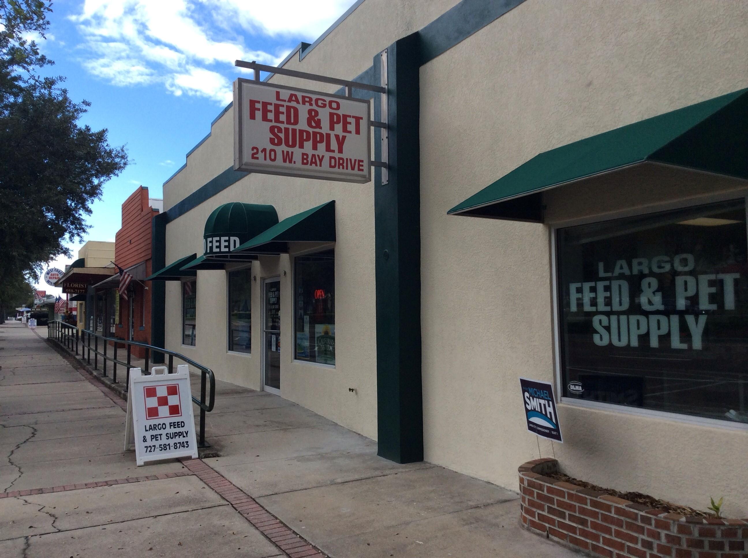 Largo Feed And Pet Supply Largo Fl Pet Supplies
