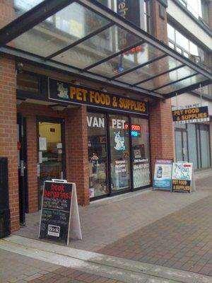 Vancouver Pet Co.