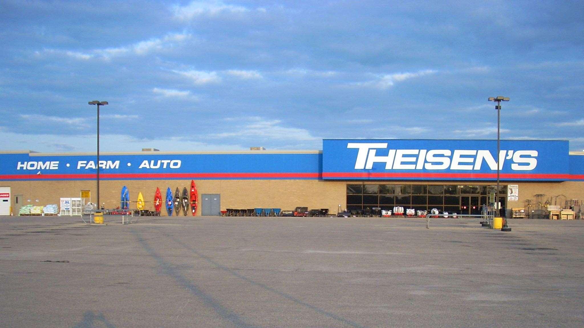 Theisen's