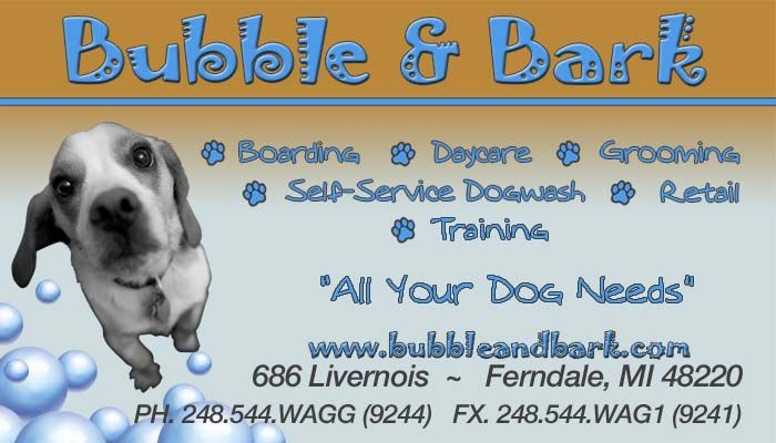 Bubble & Bark LLC