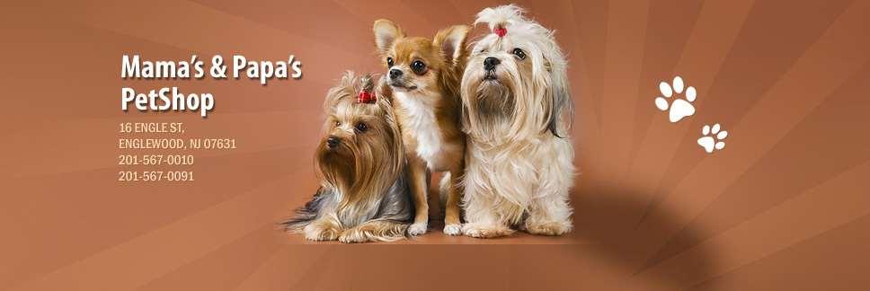 Mama's & Papa's Pet Shop