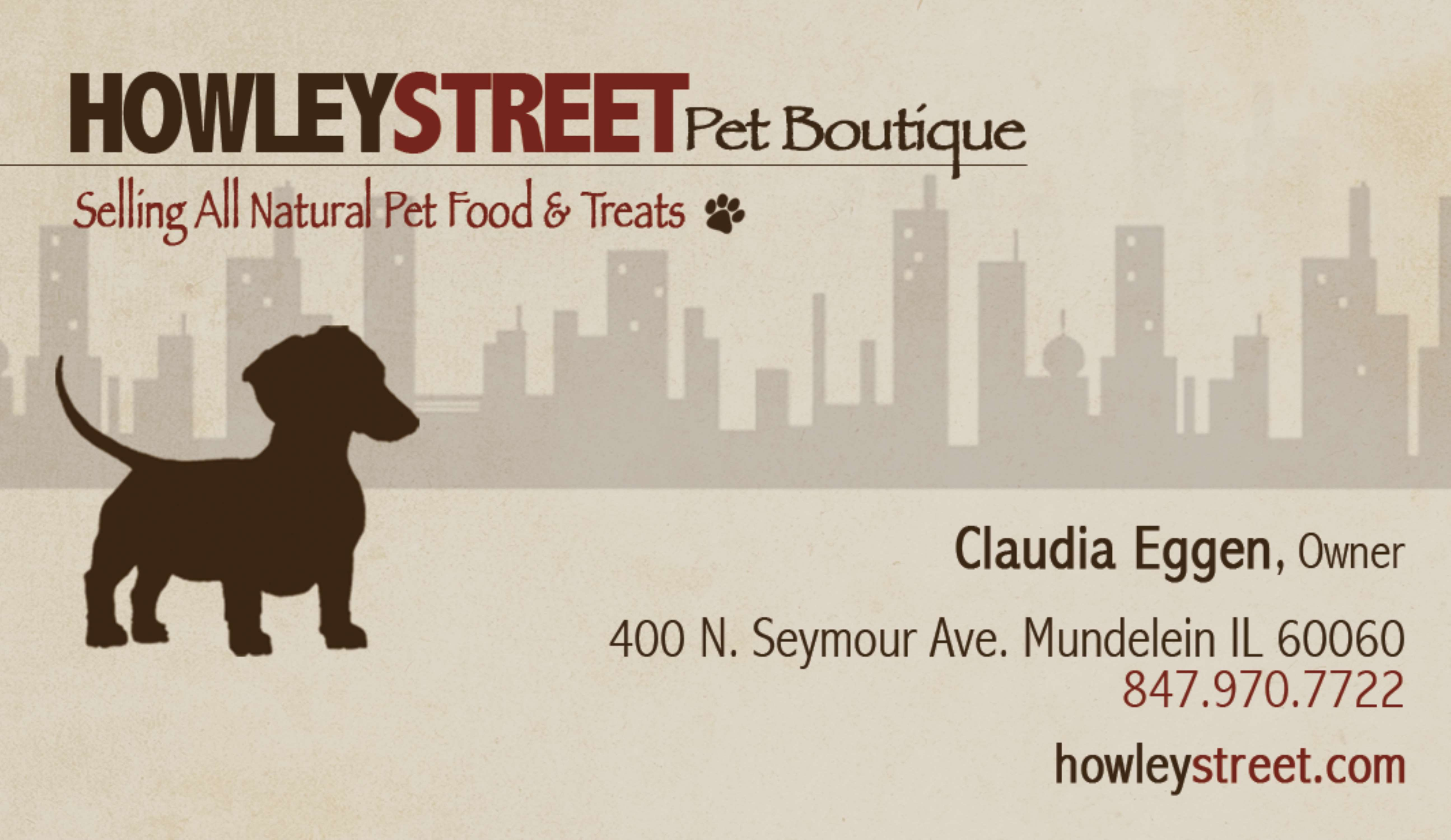 Howley Street Pet Boutique