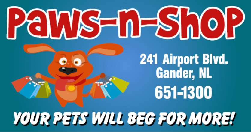 Paws-N-Shop