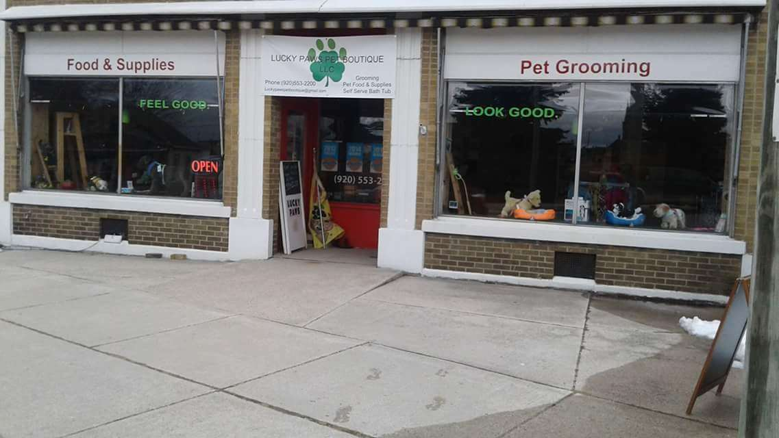 Lucky Paws Pet Boutique
