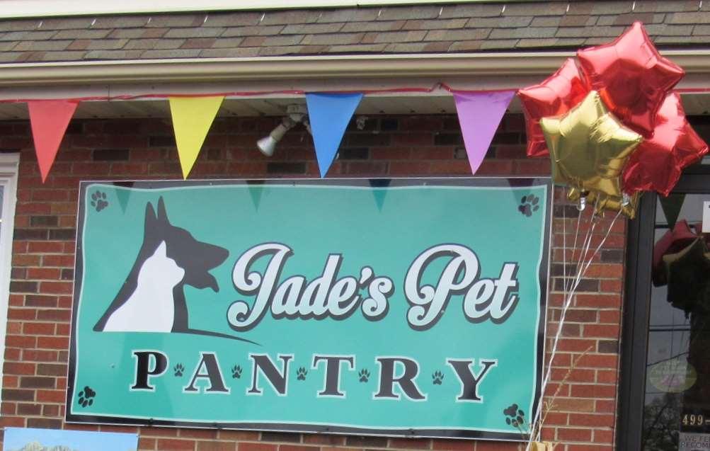 Jade's Pet Pantry