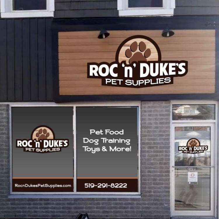 Roc N Duke's Pet Supplies