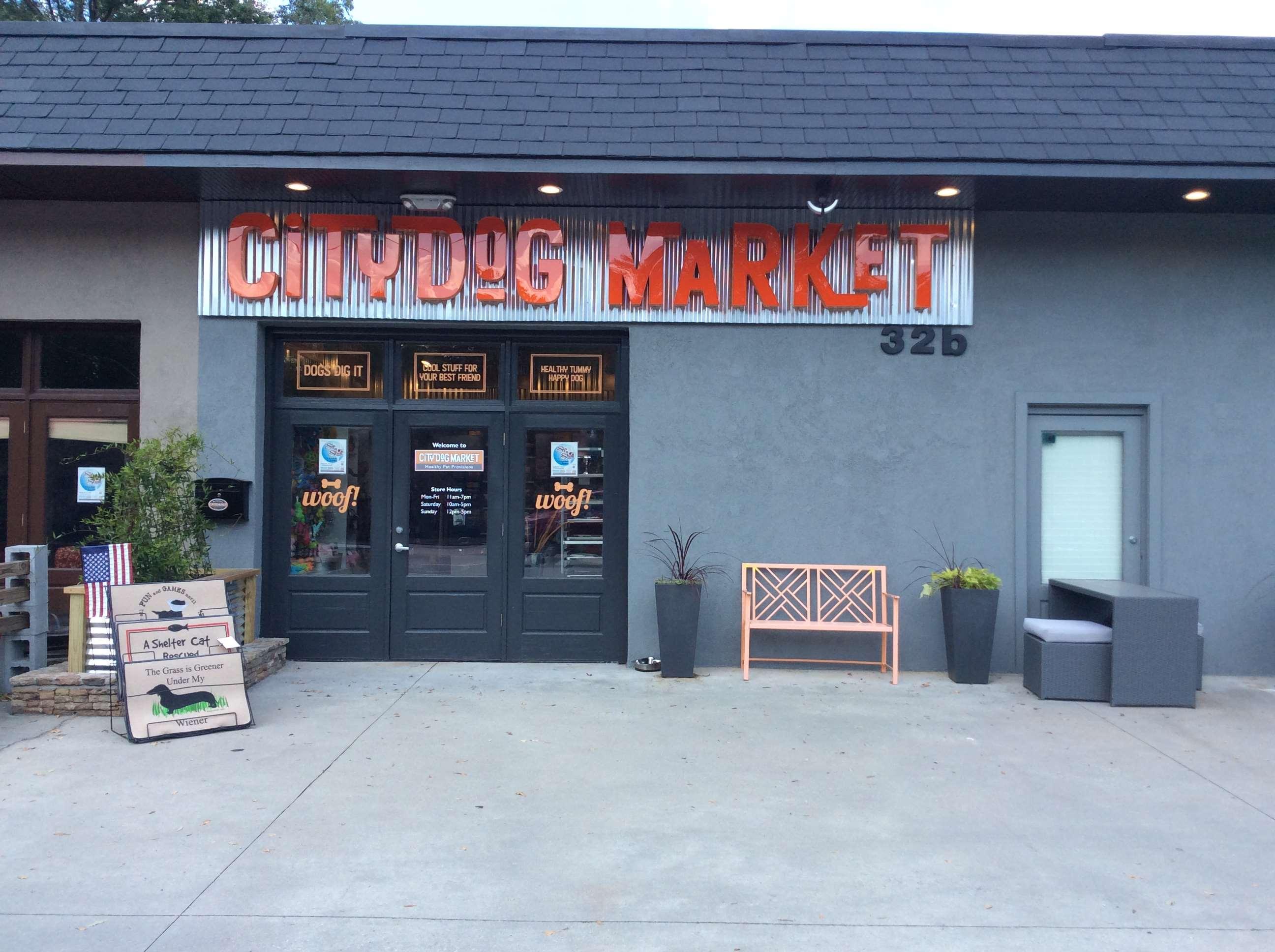 CityDog Market