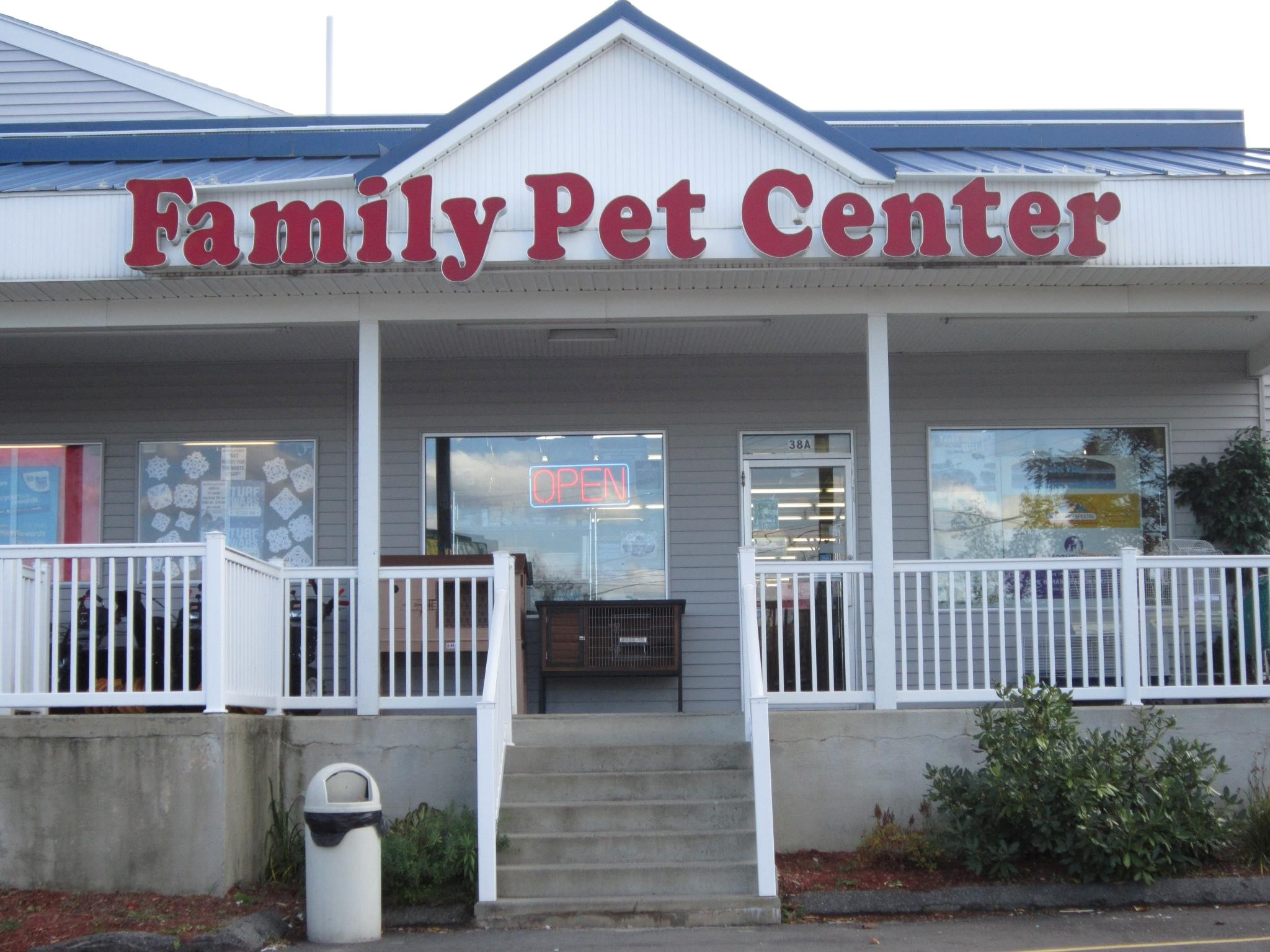 Foster's Family Pet Center