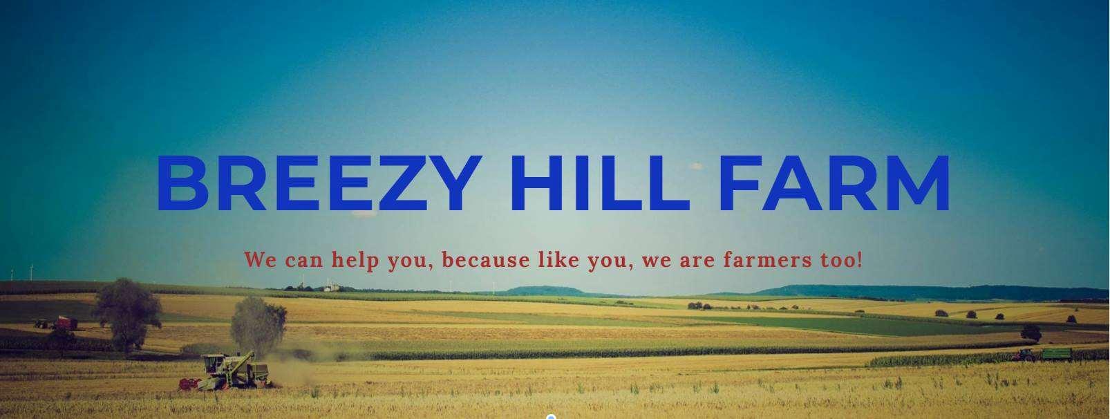 Breezy Hill Farm Feed & Supply