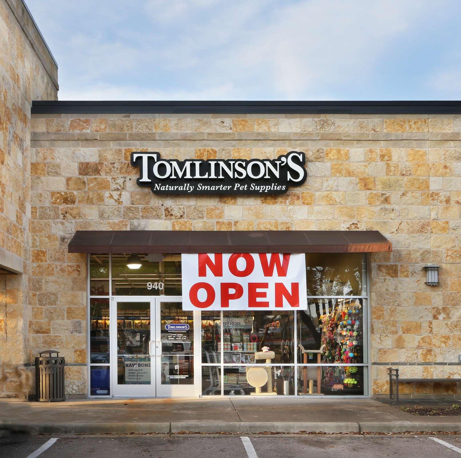 Tomlinson's Feed