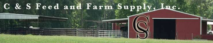 C & S Feed and Farm Supply Inc.
