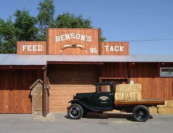 Benson's Feed and Tack
