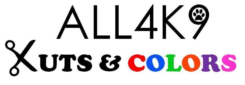 ALL4K9 Cuts & Colors