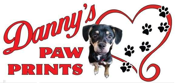 Danny's Paw Prints
