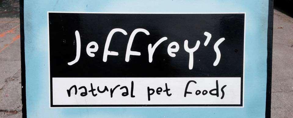 Jeffrey's Natural Pet Foods