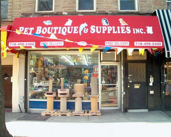 Pet Boutique And Supplies