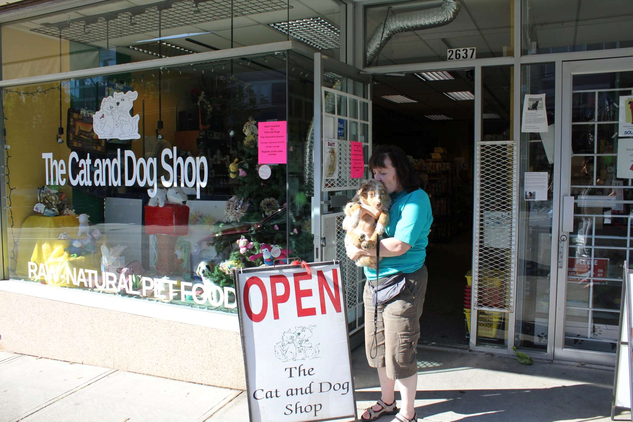The Cat & Dog Shop
