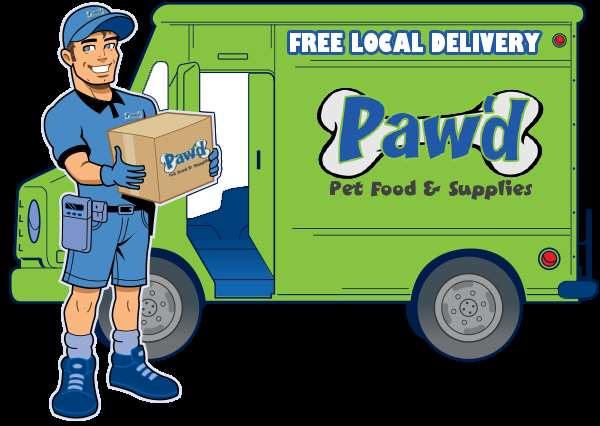 Paw'd Pet Food and Supplies