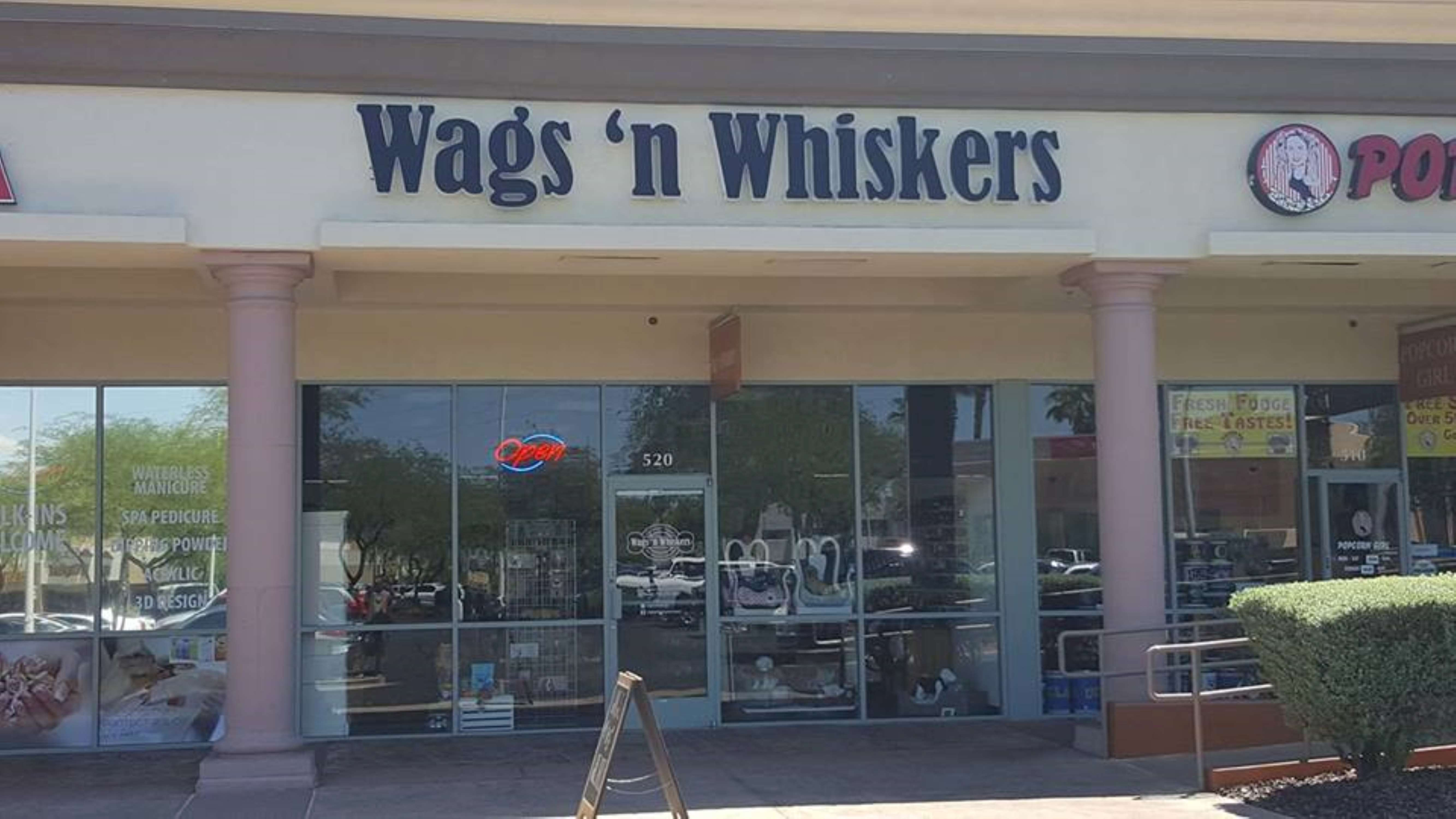 Wags 'n Whiskers General Store