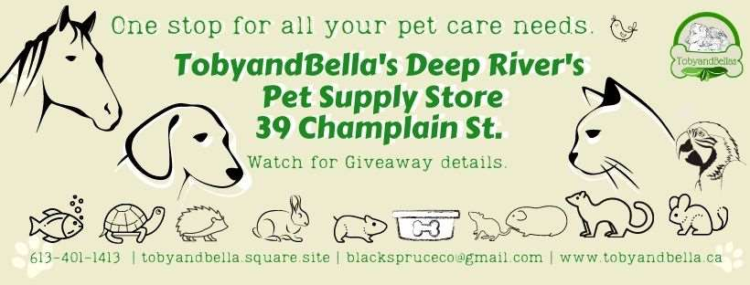 Toby and Bellas (Black Spruce CO. INC.)