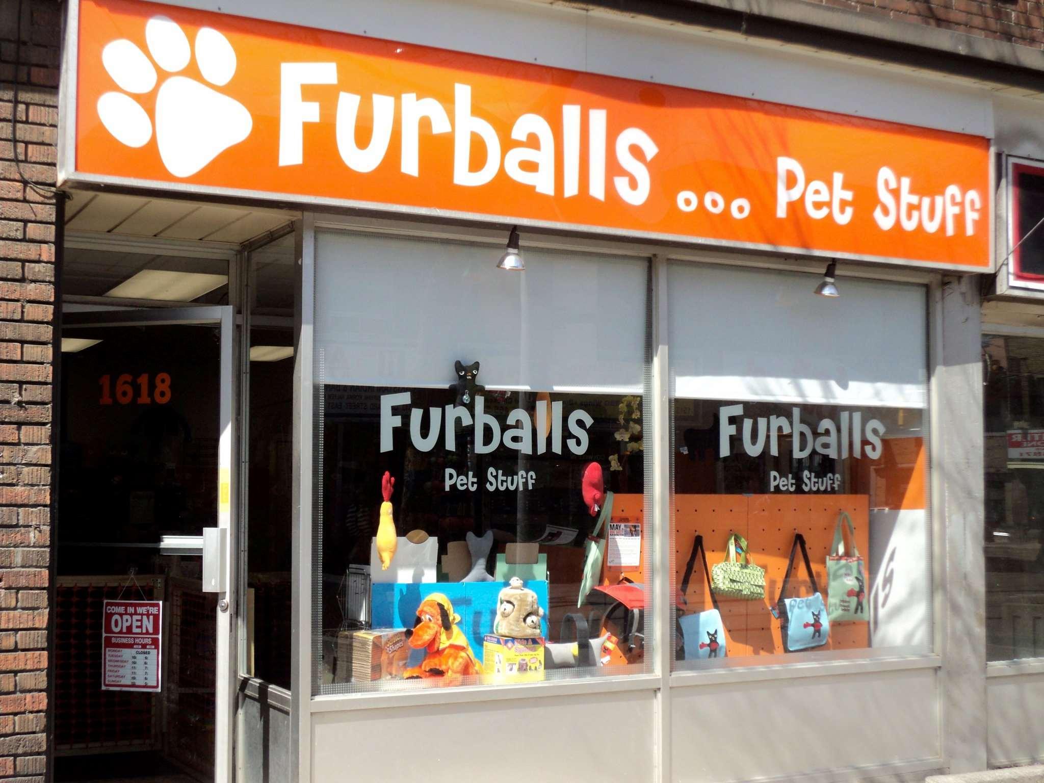 Furballs Pet Stuff