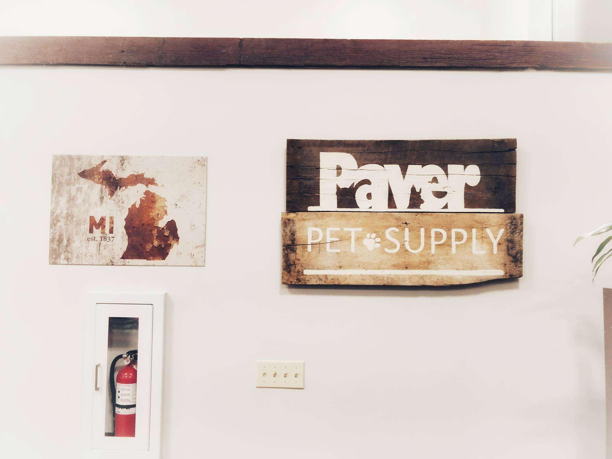 Paver Pet Supply