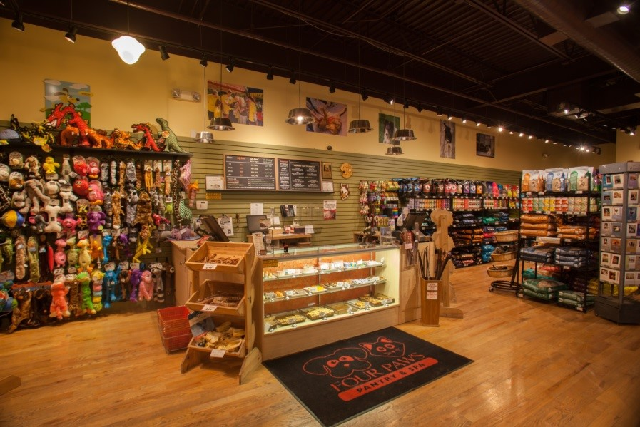 Four paws pantry and spa olathe ks pet supplies for A family pet salon
