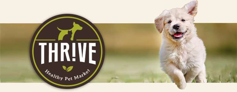 Thr!ve Healthy Pet Market