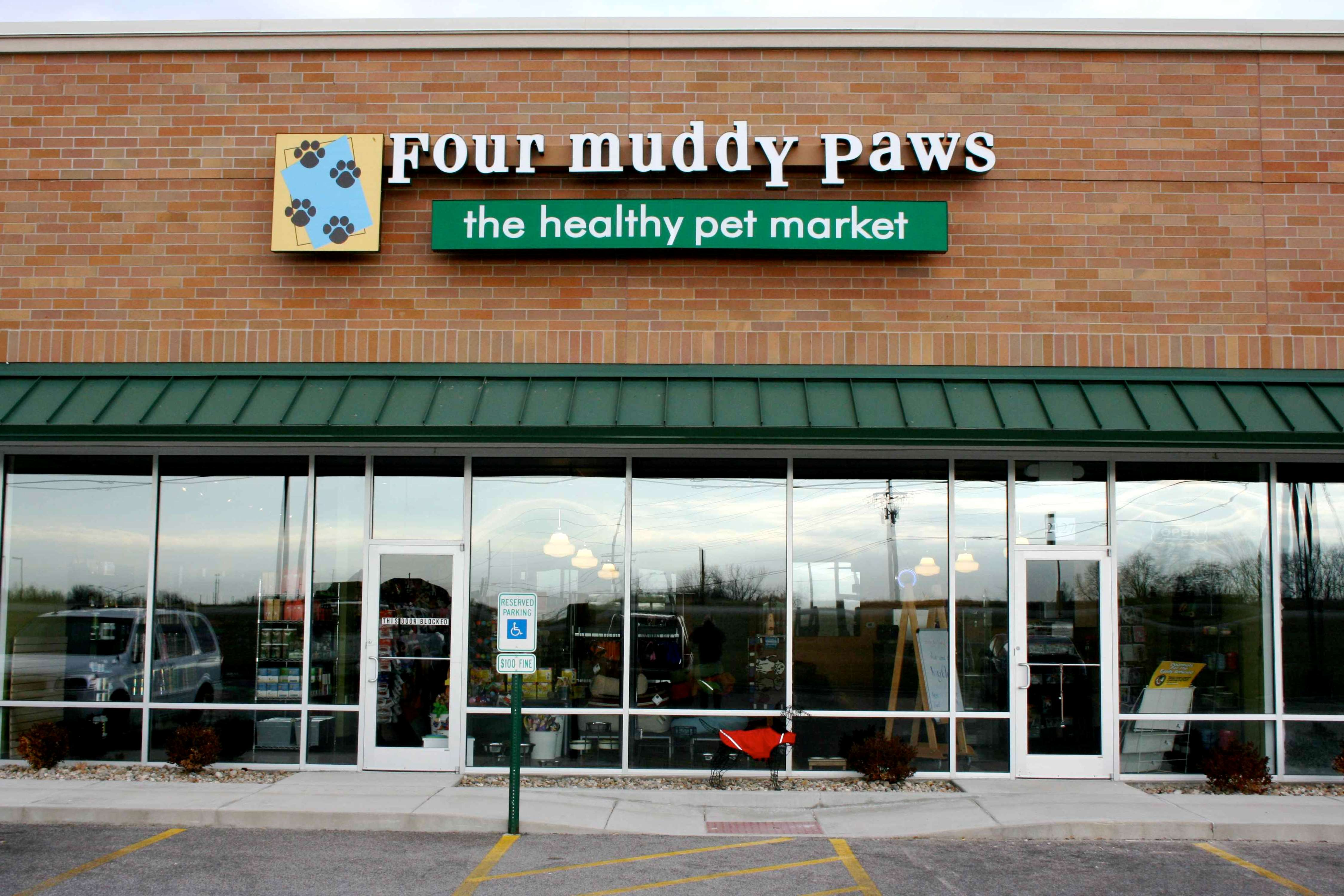 Natural Dog Food Store Edwardsville Il
