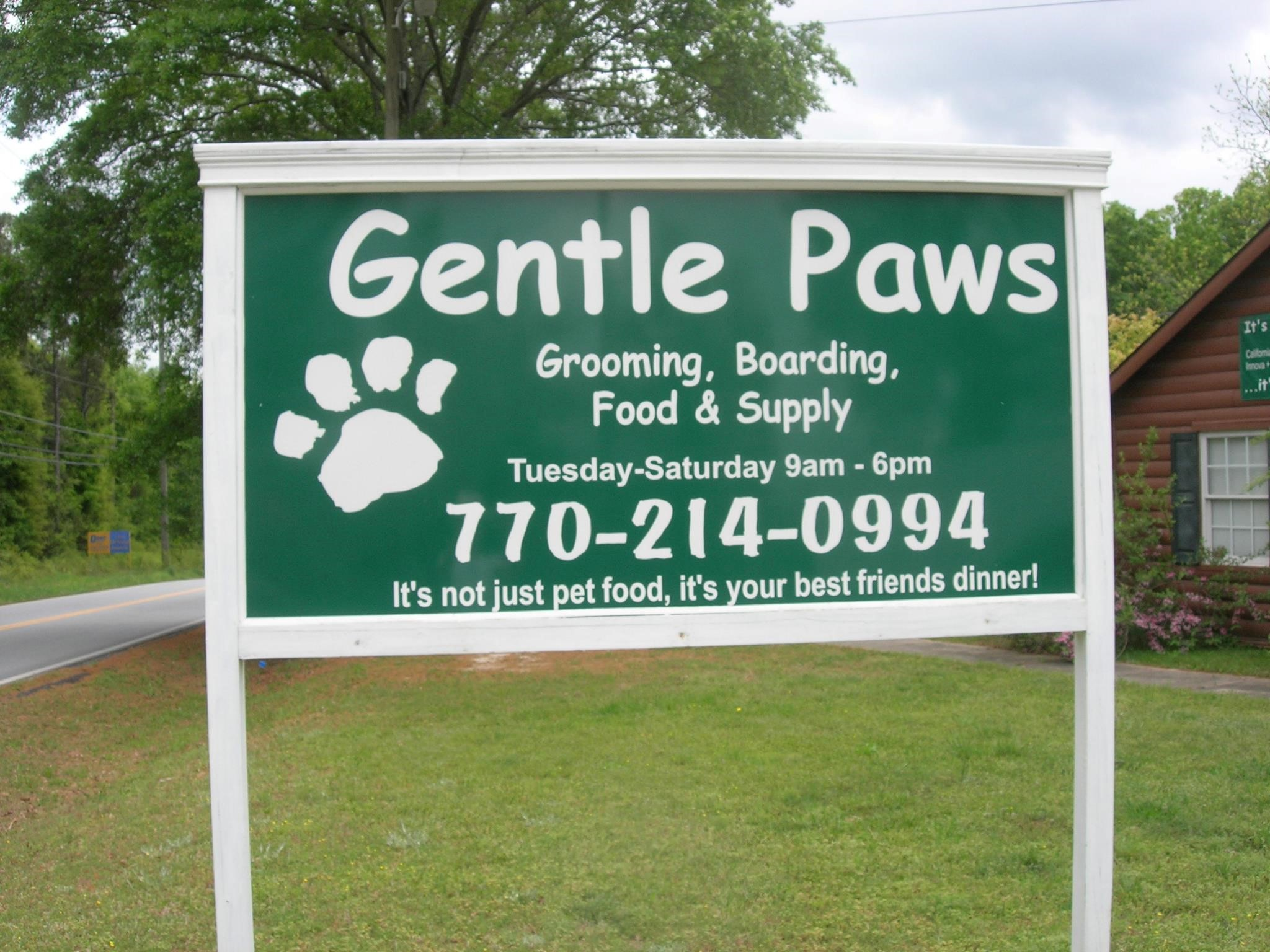 Gentle Paws
