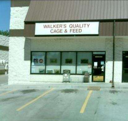 Walker's Quality Cage & Feed