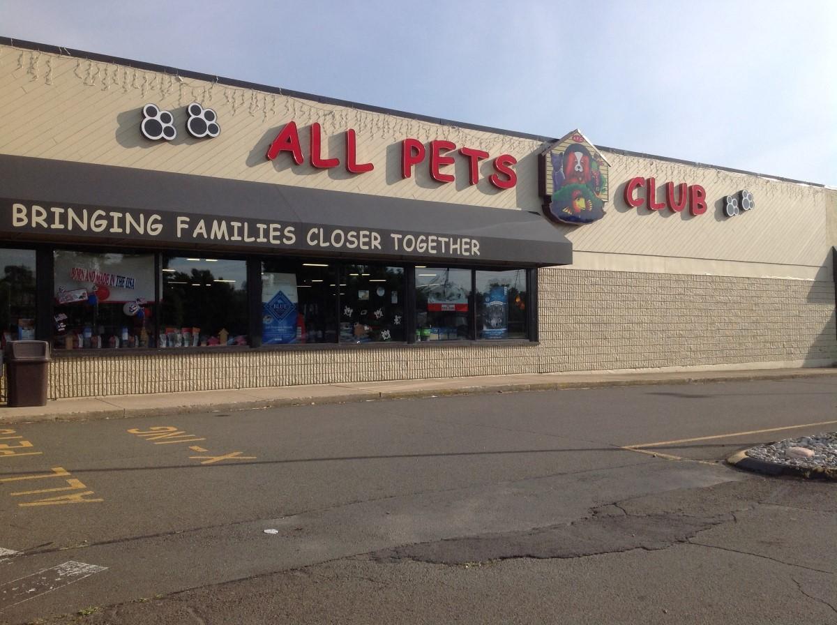 All Pets Club Branford Ct Pet Supplies