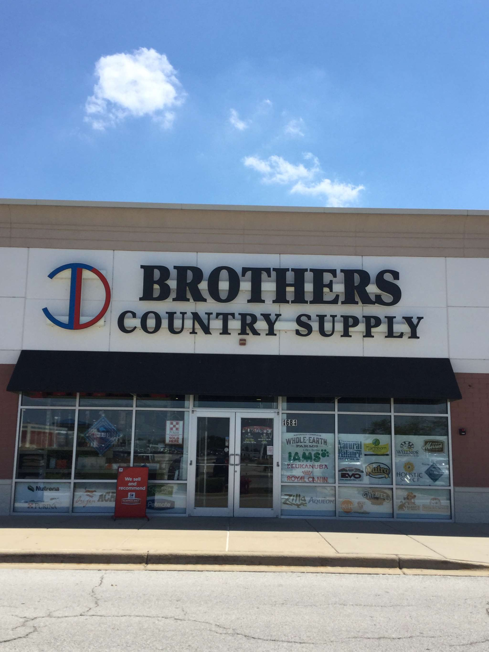 Brothers Country Supply Oswego Il Pet Supplies