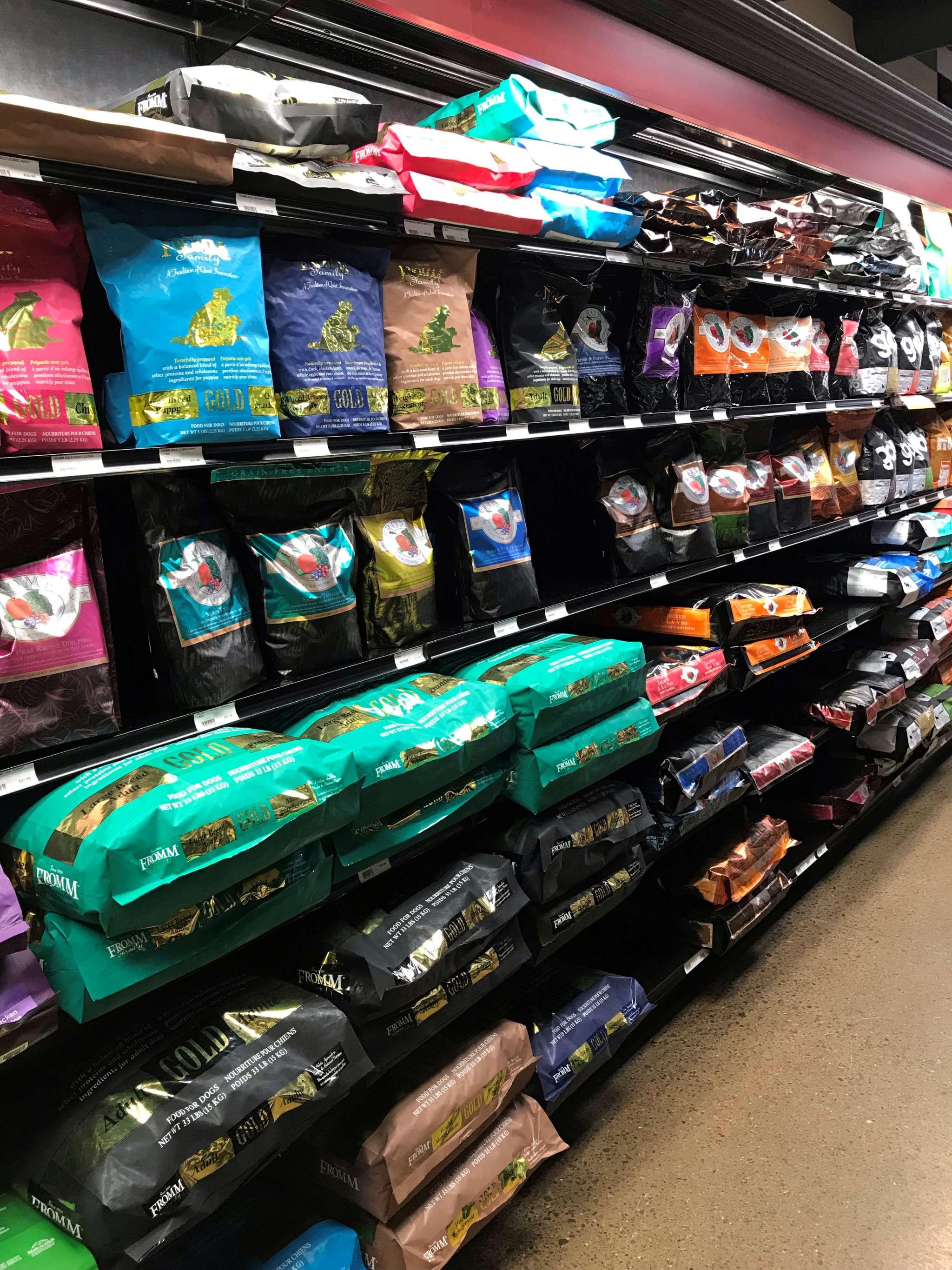Global Pet Foods Burlington On Pet Supplies