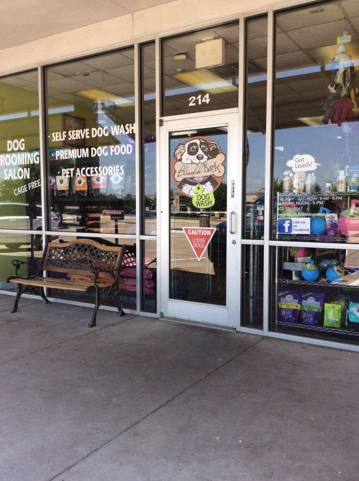 Blissful bark dog wash flower mound tx pet supplies blissful bark dog wash solutioingenieria Gallery