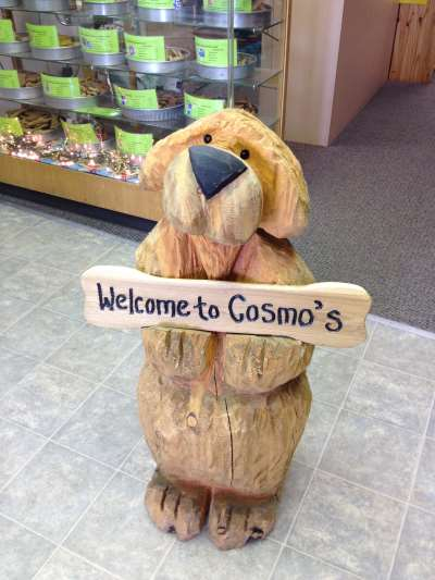 Cosmos Dog Biscuit Bakery
