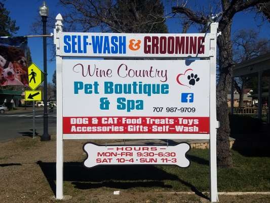 Wine Country Pet Boutique & Spa